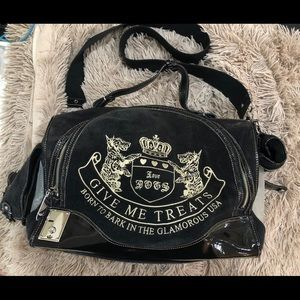 Juicy Couture Bags - Juicy couture dog carrier